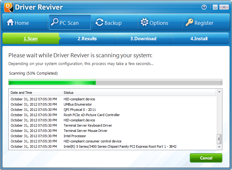 Driver Reviver windows