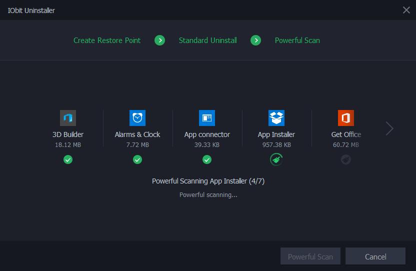 IObit Uninstaller Pro windows