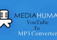 MediaHuman YouTube to MP3 Converter