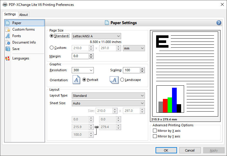 PDF-XChange Editor Plus windows