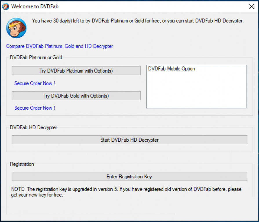 DVDFab Platinum windows