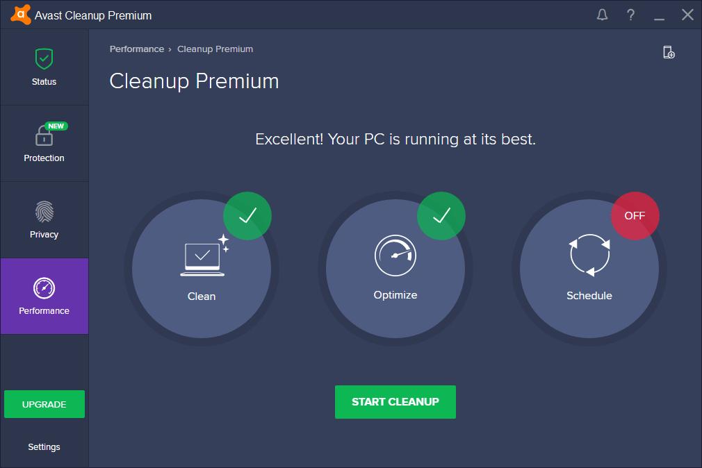 Avast Cleanup Premium latest version