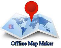 Offline Map Maker