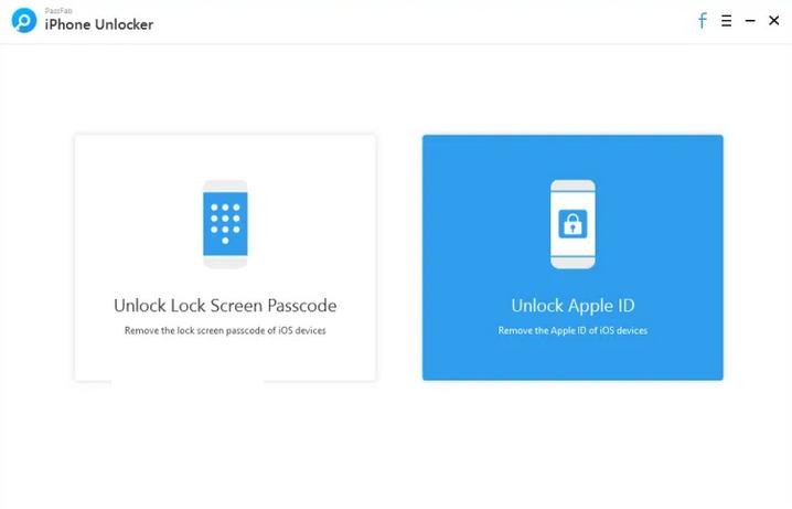 PassFab iPhone Unlocker windows