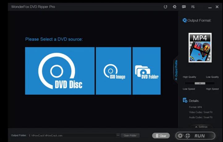 WonderFox DVD Ripper Pro windows