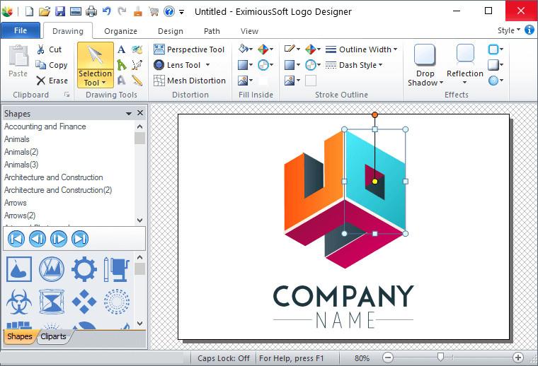 EximiousSoft Logo Designer Pro windows
