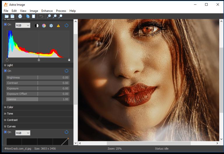 Astra Image PLUS windows