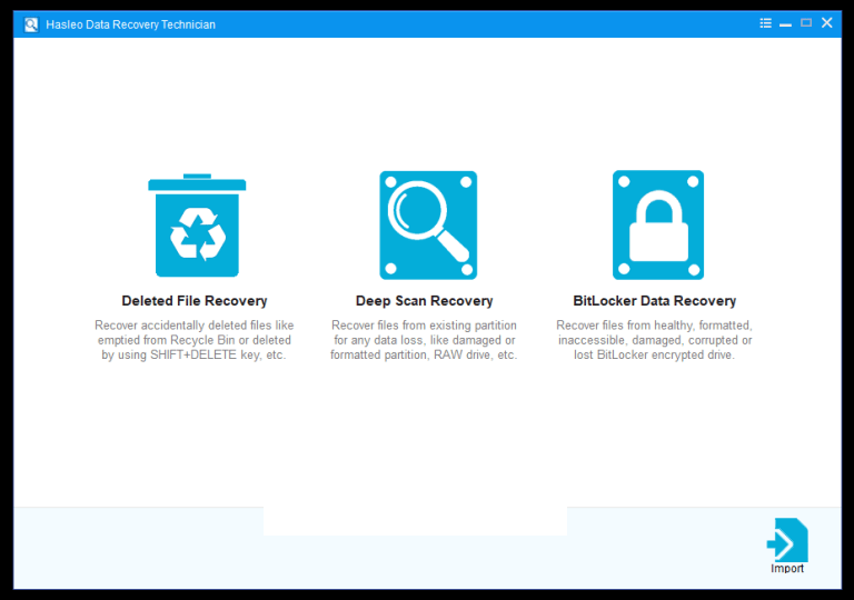 Hasleo Data Recovery windows