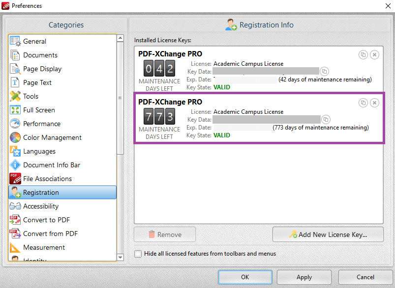 PDF-XChange Pro windows
