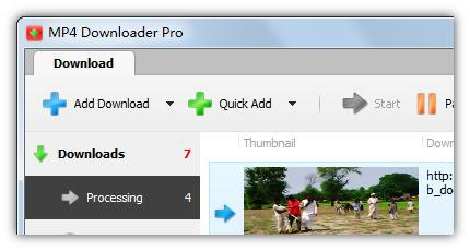 Tomabo MP4 Downloader Pro windows