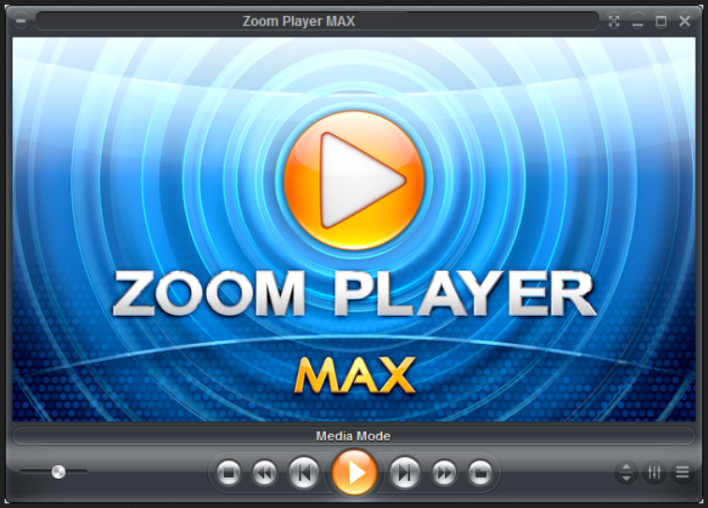 Zoom Player MAX windows